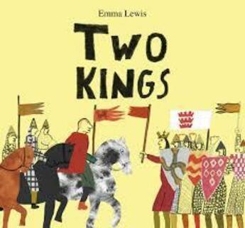 Couverture du livre « Two kings » de Rand Emily aux éditions Tate Gallery