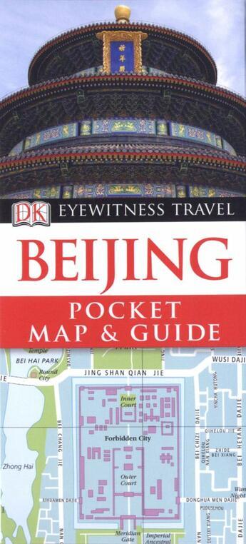 Couverture du livre « *Pocket Beijing » de Collectif aux éditions Dorling Kindersley