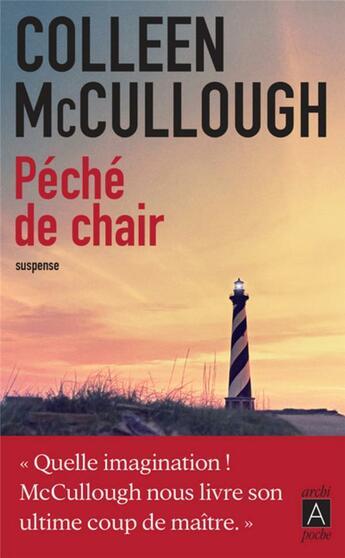 Couverture du livre « Péché de chair » de Colleen Mccullough aux éditions Archipel