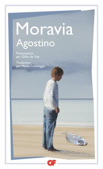 Couverture du livre « Agostino » de Alberto Moravia aux éditions Flammarion