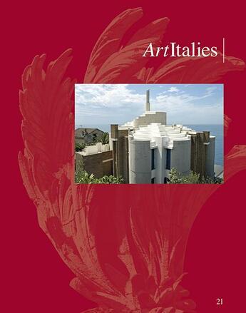 Couverture du livre « ArtItalies » de Collectif aux éditions Illustria