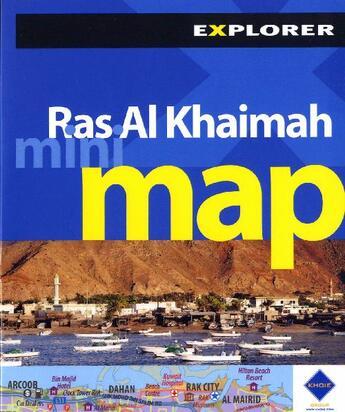 Couverture du livre « **Ras Al Khaimah** » de  aux éditions Explorer