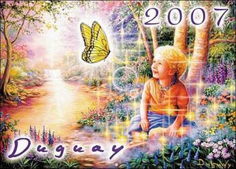 Couverture du livre « Calendrier duguay 2007 » de Mario Duguay aux éditions Duguay