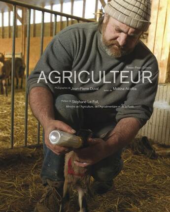 Couverture du livre « Agriculteur » de Collectif aux éditions Romain Pages