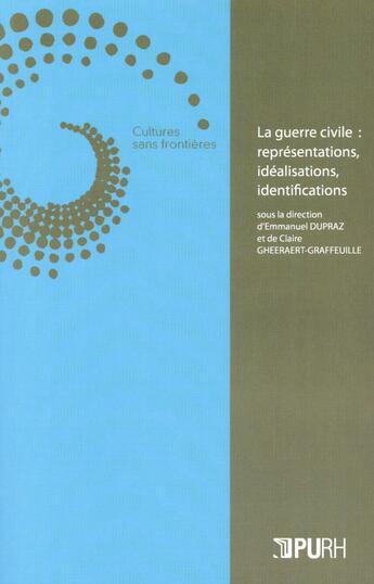 Couverture du livre « CAHIERS DE L'ERIAC » de Gh Dupraz Emmanuel aux éditions Pu De Rouen