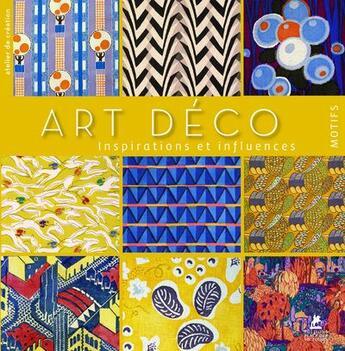 Couverture du livre « Art déco » de Collectif aux éditions Place Des Victoires