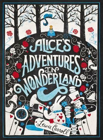 Couverture du livre « Alice's adventures in Wonderland » de Lewis Carroll aux éditions Children Pbs
