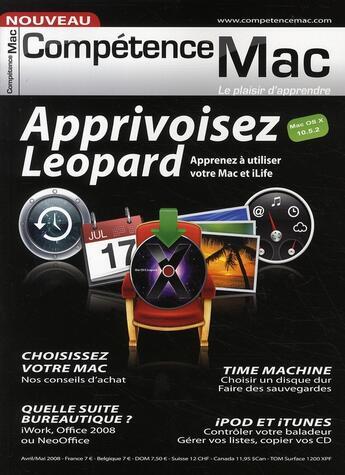 Couverture du livre « Apprivoisez leopard » de Collectif aux éditions Knowware