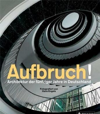 Couverture du livre « Aufbruch! » de Engels Hans aux éditions Prestel