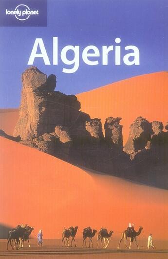 Couverture du livre « Algeria » de Anthony Ham aux éditions Lonely Planet France
