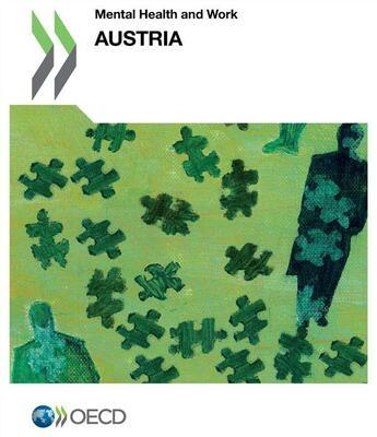 Couverture du livre « Austria ; mental health and work » de Ocde aux éditions Ocde