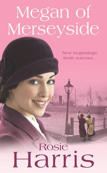 Couverture du livre « Megan of Merseyside » de Harris Rosie aux éditions Random House Digital