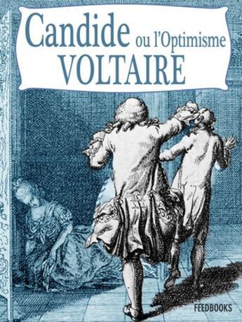 Couverture du livre « Candide, ou l'Optimisme » de Voltaire aux éditions