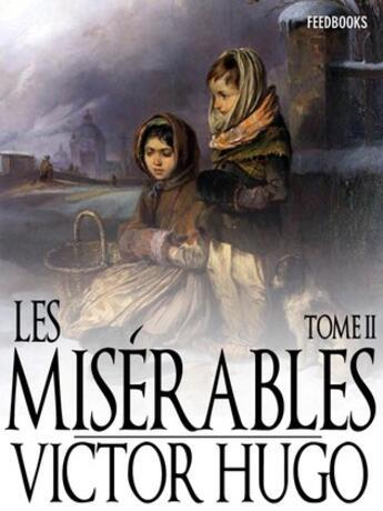 Couverture du livre « Cosette » de Victor Hugo aux éditions