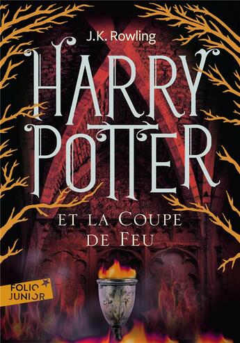 Harry Potter T 4 Harry Potter Et La Coupe De Feu De J K