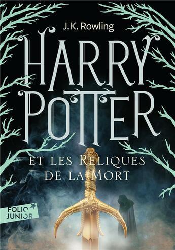 Couverture du livre « Harry Potter T.7 ; Harry Potter et les reliques de la mort » de J. K. Rowling aux éditions Gallimard-jeunesse