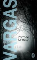 Couverture du livre « L'armée furieuse » de Fred Vargas aux éditions J'ai Lu