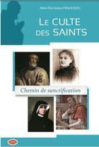 Couverture du livre « Le culte des saints » de Efoe Julien Penoukou aux éditions Ephese