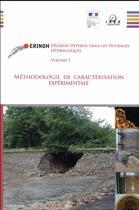 Couverture du livre « Erinoh v.1 ; méthodologie de caractérisation expérimentale » de Irex aux éditions Presses Ecole Nationale Ponts Chaussees