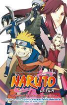 Couverture du livre « Naruto Shippuden T.1 ; Naruto et la princesse des neiges » de Masashi Kishimoto aux éditions Cameleon