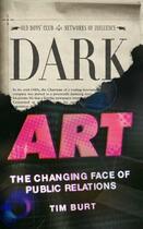 Couverture du livre « Dark Art » de Burt Tim aux éditions Elliott And Thompson Digital