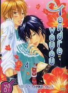 Couverture du livre « Tendre voyou t.4 » de Mei Sakuraga aux éditions Taifu Comics