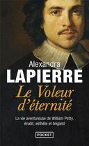 Couverture du livre « Le voleur d'éternité » de Alexandra Lapierre aux éditions Pocket