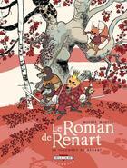 Couverture du livre « Le roman de Renart t.3 ; le jugement de Renart » de Jean-Marc Mathis et Thierry Martin aux éditions Delcourt