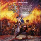 Couverture du livre « Le seigneur des anneaux ; l'art de Tolkien » de Greg Hildebrandt et Tim Hildebrandt aux éditions Soleil