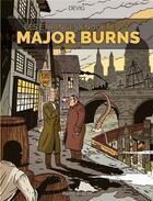 Couverture du livre « Les étranges enquêtes du Major Burns » de Devig aux éditions Fluide Glacial