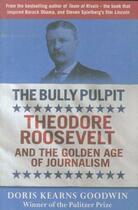 Couverture du livre « Bully Pulpit, The » de Doris Kearn Goodwin aux éditions Viking Adult