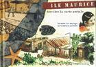 Couverture du livre « Ile Maurice, derrière la carte postale » de Quentin Lacoste aux éditions Magellan & Cie