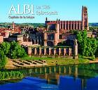 Couverture du livre « Albi la cité épiscopale ; capitale de la brique » de Jean-Louis Biget et Henri Bru aux éditions Grand Sud