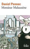 Couverture du livre « Monsieur Malaussène » de Daniel Pennac aux éditions Gallimard