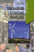 Couverture du livre « Tableaux de l'économie française (édition 2006) » de Insee aux éditions Insee
