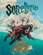 Couverture du livre « Sorcelleries t.3 ; les jeux sont fées » de Juanjo Guarnido et Teresa Valero aux éditions Dargaud