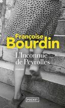 Couverture du livre « L'inconnue de Peyrolles » de Francoise Bourdin aux éditions Pocket