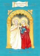 Couverture du livre « Sainte Pétronille » de Mauricette Vial-Andru et Ines De Chanterac aux éditions Saint Jude