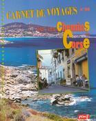 Couverture du livre « Sur les chemins de Corse » de Herve Giraud et Jean-Claude Rey aux éditions Pemf