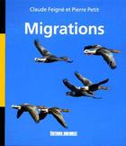 Couverture du livre « Migrations » de Feigne C-Petit P aux éditions Sud Ouest Editions