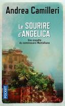 Couverture du livre « Le sourire d'Angelica » de Andrea Camilleri aux éditions Pocket