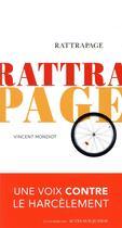 Couverture du livre « Rattrapage » de Vincent Mondiot aux éditions Actes Sud Junior