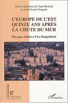 Couverture du livre « Revue Geographie Et Cultures » de Yann Richard et Andre-Louis Sanguin aux éditions Harmattan