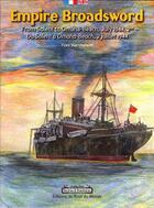 Couverture du livre « L'empire Broadsword ; du Solent à Omaha beach » de Yves Marchaland aux éditions Du Bout Du Monde