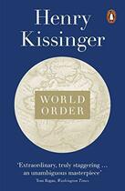 Couverture du livre « WORLD ORDER » de Kissinger aux éditions Adult Pbs