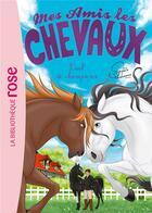 Couverture du livre « Mes amis les chevaux T.32 ; duel de champions » de Sophie Thalmann aux éditions Hachette Jeunesse
