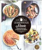 Couverture du livre « Les bons petits plats de mamie » de Collectif aux éditions Larousse