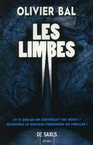 Couverture du livre « Les limbes » de Olivier Bal aux éditions De Saxus