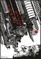 Couverture du livre « Tokyo vice » de Jake Adelstein aux éditions Marchialy
