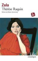 Couverture du livre « Thérèse Raquin » de Émile Zola aux éditions Gallimard